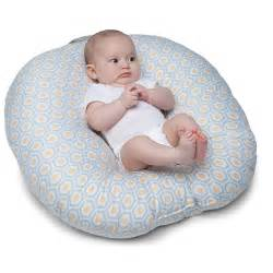 boppy newborn lounger pillow infant baby support geo