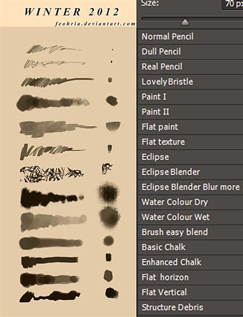 tutorial photoshop brush 43 best photoshop paint tool sai images on pinterest