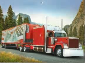 Semi Truck Accessories Store Near Me 18 Wheeler American Custom Mack Peterbilt Trucks Trucking