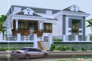 Low Budget Modern 3 Bedroom House Design Small Budget House Plan In Kerala