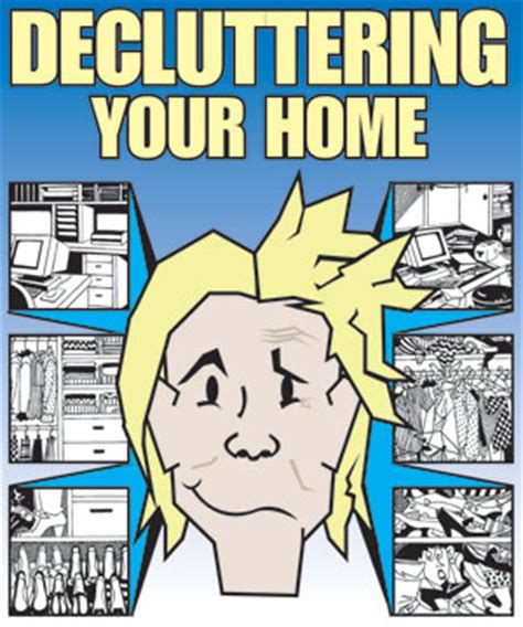 lesson 6 declutter your home decluttering your home home and garden journaltimes com