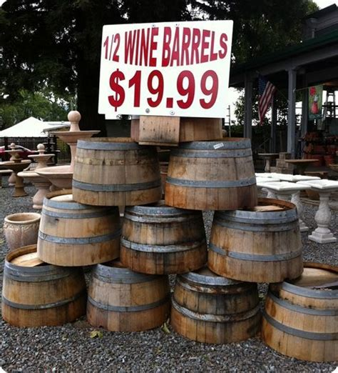 how to use old wine barrels in home decor youtube finding old vintage wine barrels for great diy projects