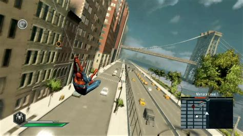 spiderman web swing game open world web swinging returns in a sloppy amazing
