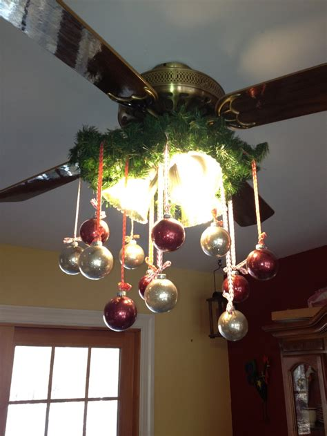 christmas ceiling fan decorating ideas 17 best images about fan on