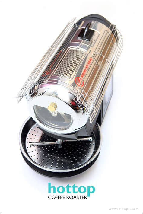 Hottop Coffee Roaster hottop coffee roaster cikopi
