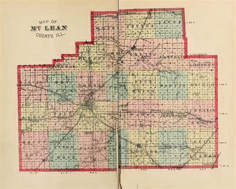 county illinois genealogy 1879 mclean county illinois il history genealogy