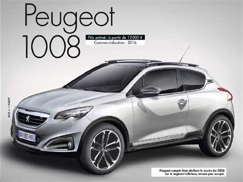 peugeot luxury car image gallery peugeot 1008
