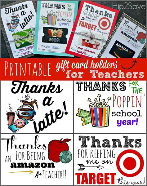 How Much To Spend On Teacher Gift Cards 2016 - 17 best images about printables on pinterest valentine day cards valentines and