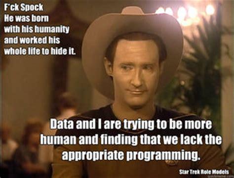 Data Star Trek Meme - data star trek funny memes
