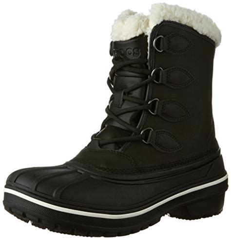 crocs s allcast ii snow boot ankle boot