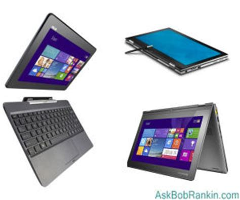 which hybrid laptop tablet is best?