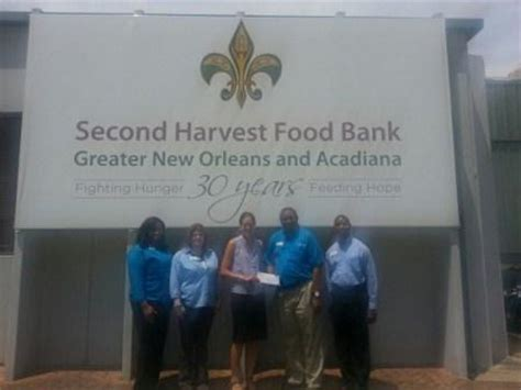 New Orleans Food Pantry by Second Harvest Food Bank Of Greater New Orleans And