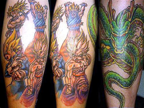dragon ball z tattoo sleeve tattoos groups the dao of