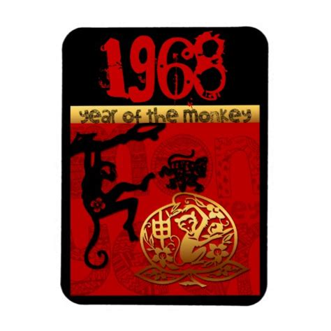 new year 1968 monkey 28 images zodiac year of the
