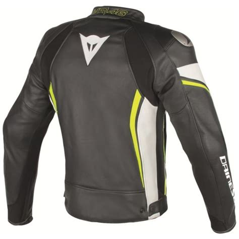 Jaket Vr46 dainese vr46 d2 leather jacket revzilla