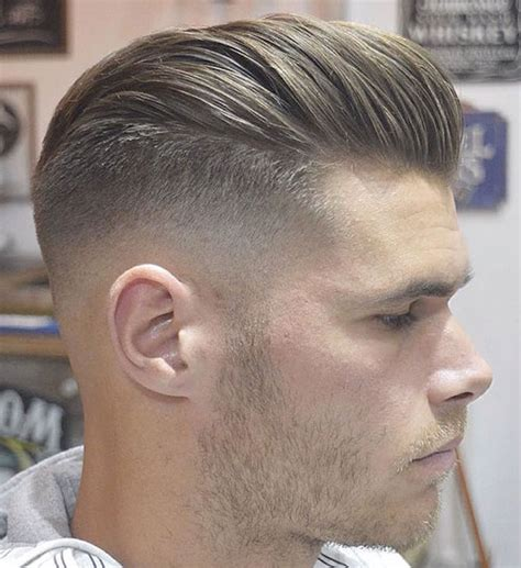 short sides long top hairstyles 19 short sides long top haircuts