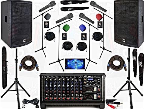 Pro System professional sound system pro karaoke system pa system