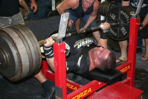 700 bench press interview with powerlifter michael schwanke of ta barbell