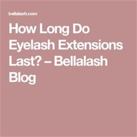 how long do vomor extensions last lashes cards and news on pinterest
