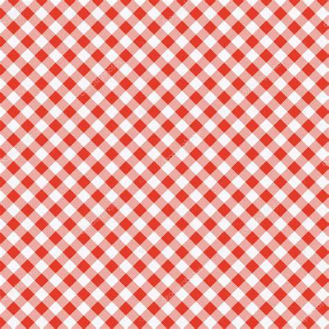 Picnic Table Pattern by Vector Pattern Of Picnic Tablecloth Stock Vector