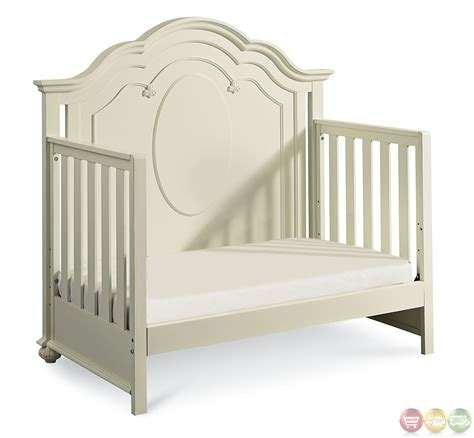 Antique White Convertible Crib Antique White Traditional Convertible Crib