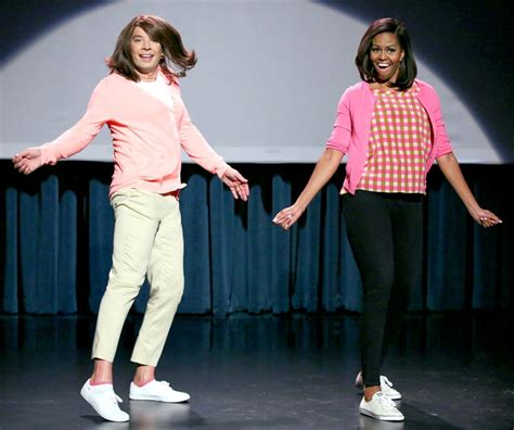 michelle rodriguez jimmy fallon michelle obama jimmy fallon demonstrate quot mom dancing
