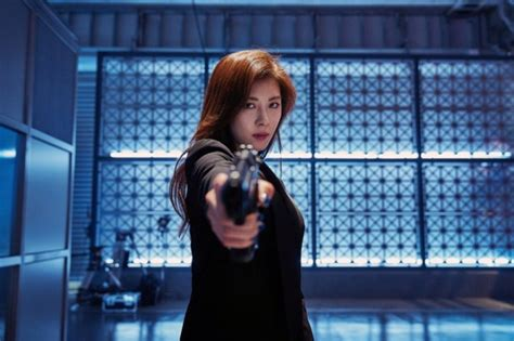 film korea romantis ha ji won ha ji won to attend venice film fest for john woo s manhunt