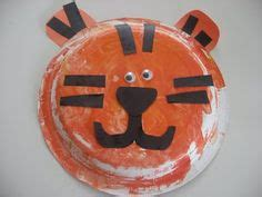 Tiger Paper Plate Craft - 1000 images about animals on zoo animals