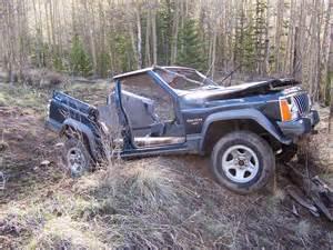 Wrecked Jeeps Wrecked Jeep Photos Diagrams Topos Summitpost
