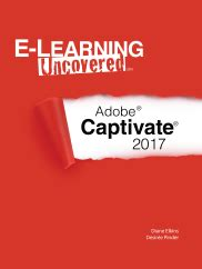 e learning adobe captivate 2017 books e learning books by e learning