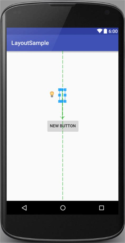 android studio button open new layout designing a user interface using the android studio