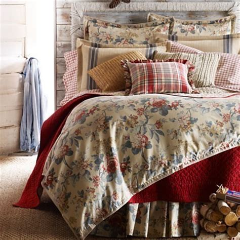 Ralph Bedspreads And Comforters by Ralph Lake House Bedding