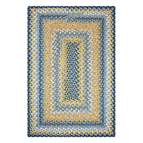 cotton braided rugs sunflowers cotton braided rugs