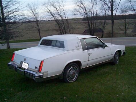 diesel cadillac for sale 82 cadillac eldorado diesel for sale in loudonville ohio