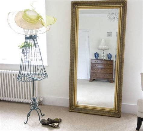 20 Best Ideas Of Decorative Full Length Mirrors Length Decorative Wall Mirrors