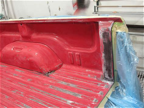 spray in bed liner spray in bed liner installation fourwheelforum