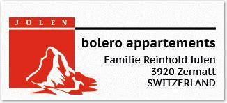 Apartment House Bolero Zermatt Bolero Ferienwohungen Mit Wellness In Zermatt