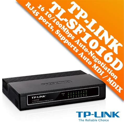 Sale Tp Link Tl Sf1016d 16 Port 10 100mbps tp link tl sf1016d 16 port 10 100mbps end 1 3 2018 5 15 pm