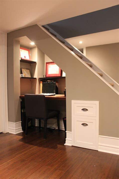office   basement stairs house ideas pinterest