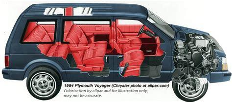 car engine manuals 1994 plymouth grand voyager parental controls original minivans 1984 91 dodge caravan plymouth voyager chrysler town country