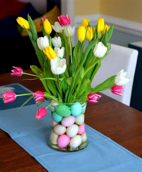 easter centerpieces to make easter centerpieces place of my taste