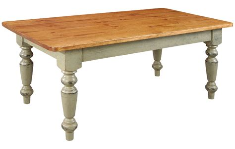 Country Kitchen Dining Table Country Farm Table Country Dining Table Kate Furniture