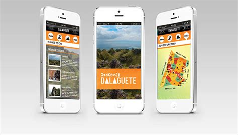 flyer design app for iphone iphone app and brochure design on behance