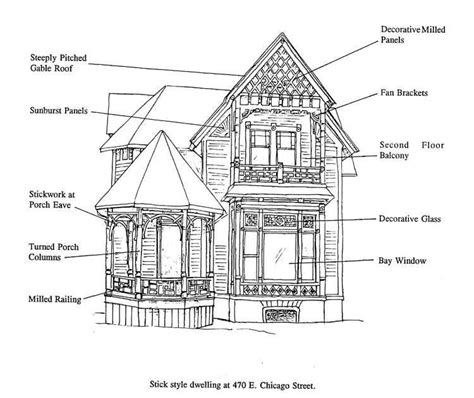 gothic revival characteristics july 2011 lzscene