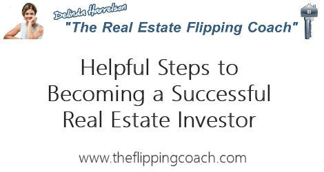how to become a successful real estate investor ed the flipping coach