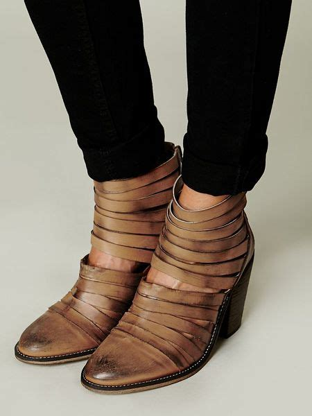 free hybrid heel boot free fp collection womens hybrid heel boot in brown