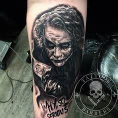 jokers tattoo and piercing calgary why so serious tattoo joker dccomics tattoos