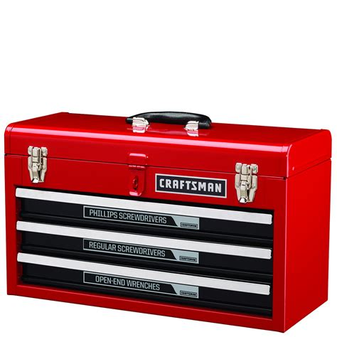 craftsman tool box craftsman magnetic labels tool box chest storage organize