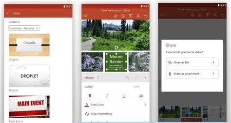 powerpoint for android the best presentation apps for android presentation guru