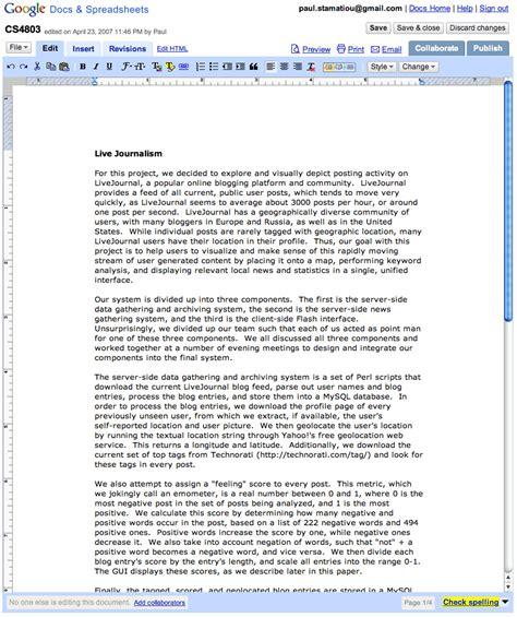 an open letter to the docs team paulstamatiou